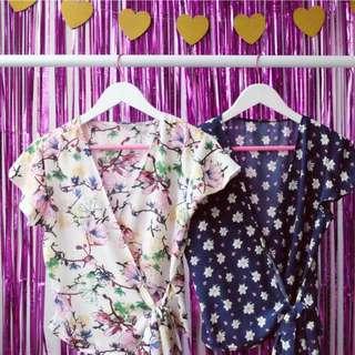 Short Sleeves Casual/ Office Wear