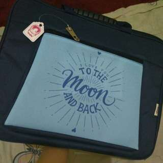 Tas Laptop Jinjing 12inch