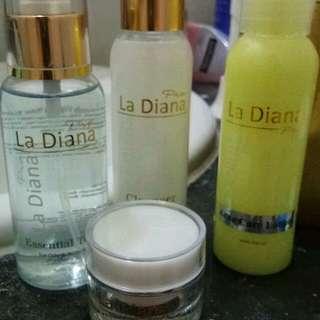 SALE La Diana Acne Care set