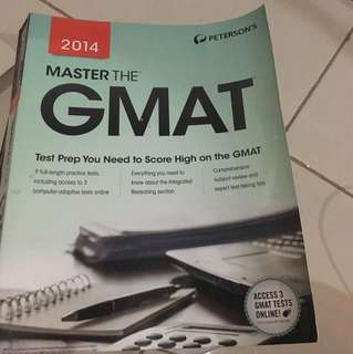 Prepare for the GMAT