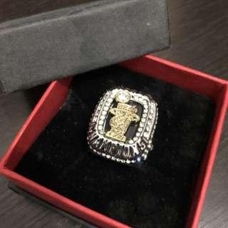 仿 NBA 2012 Miami Heat Champions Ring LeBron James
