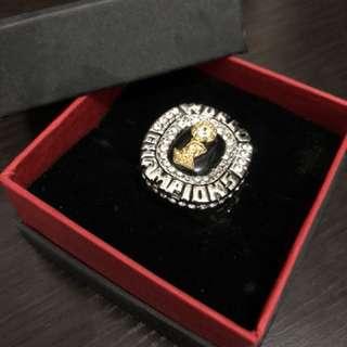 仿 NBA 2006 Miami Heat Champions Ring Wade