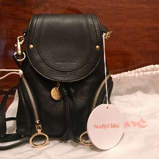 See By Chloe/chloe Bag 手袋/背包/backpack/手提/ Two Way/兩用袋