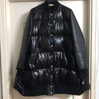 Sacai luck long down jacket 羽絨Used Sz 1
