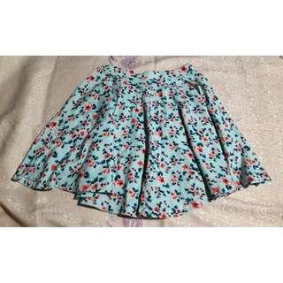 Tally Weijl - Floral Circle Skirt