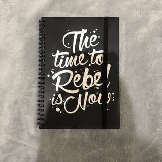 Typo A5 notebook