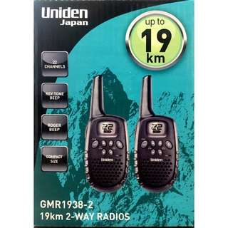 Walkie Talkie Uniden Brand