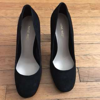 Nine West high heels dress shoes for women