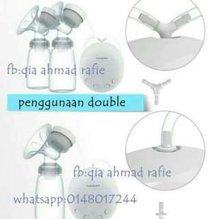 Breast Pump electric breastpump breast feeding pam elektrik susu ibu