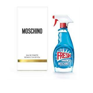 Moschino Fresh Couture EDT for Women 100ml