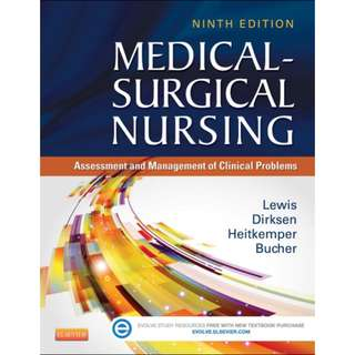Medical-Surgical Nursing: Assessment and Management of Clinical Problems, Sharon L. Lewis, 9th Edition [PDF]