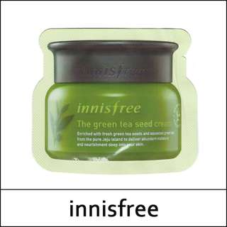 INNISFREE The Green Tea Seed Cream 1mL (Sample)
