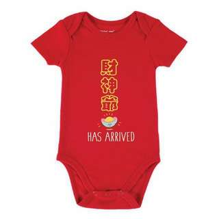 486e5266e84 BN STOCK CNY Baby Rompers Onesie Chinese New Year NB-18M Sizes