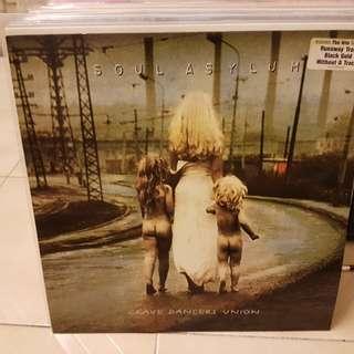 Soul Asylum Grave Dancers Union Vinyl LP Original Pressing Rare