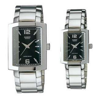 Casio Watch couple