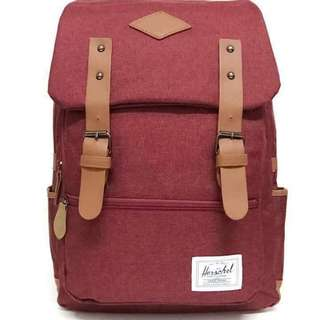 Hershel bag with laptop case
