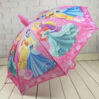 Disney Princess Umbrella with Cover
