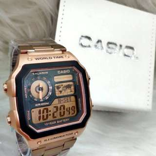 Casio Digital Limited Edition