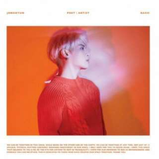 Jonghyun - Poet | Artist (Pre-order Album 😊)