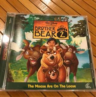 VCD Brother Bear