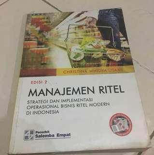 Manajemen Ritel edisi 2