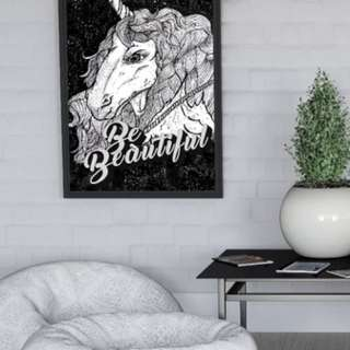 Unicorn Digital Print