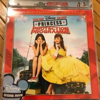 VCD Disney's Princess Protection Programme