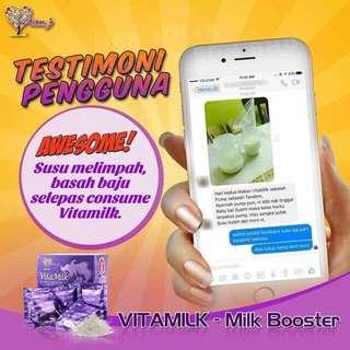 Dianz Vitamilk Milk Booster