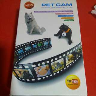 Pet Cam camera