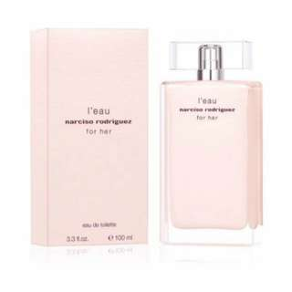 Narciso Rodriguez Leau EDT For Women 100ml