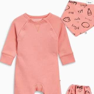 Preorder Baby Sleepsuit