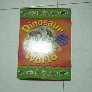 Dinosaur World Mini Books
