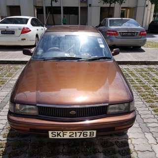 Toyota Corona Manual 1.6