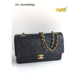 Chanel Lambskin 2.55 Medium Flap Bag Vintage