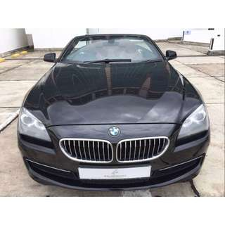 BMW 640i Coupe Auto