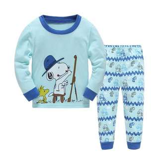 Snoopy pyjamas For Age 4-7 yrs Old