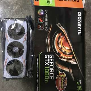 Gigabyte GTX 1080TI
