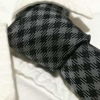 muji necktie made in Japan