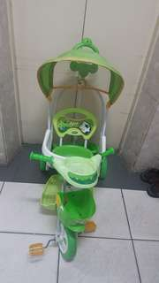 嬰兒 嬰幼兒 推車 腳踏車