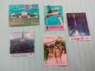 Malaysia Stamps #022
