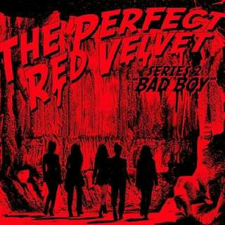 RED VELVET - 1ST REPACKAGED ALBUM THE PERFECT RED VELVET