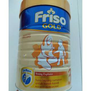 Friso Gold 3 - 900 grams