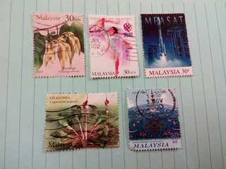 Malaysia Stamps #024