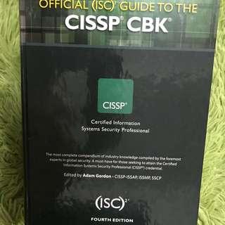 CISSP CBK (Latest version)