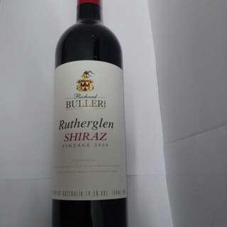 2004年澳洲紅酒Shiraz