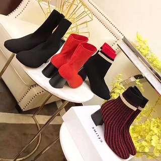 明星同款CELINE最新款襪子鞋,今年係大熱之選