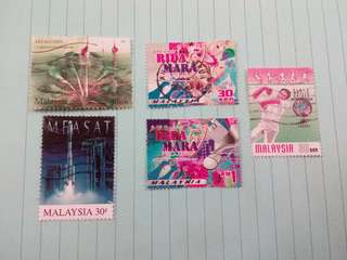 Malaysia Stamps #027