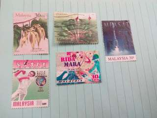 Malaysia Stamps #028