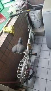 捷安特 摺疊 腳踏車 自行車