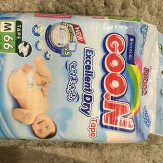 Goon M Size Pampers